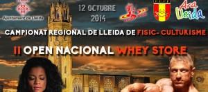 Open Nacional Whey Store+ Cto Lérida FEFF 2014 Listados