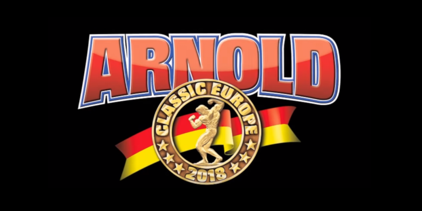 Arnold Classic Europe 2018 Barcelona Resultados Amateur