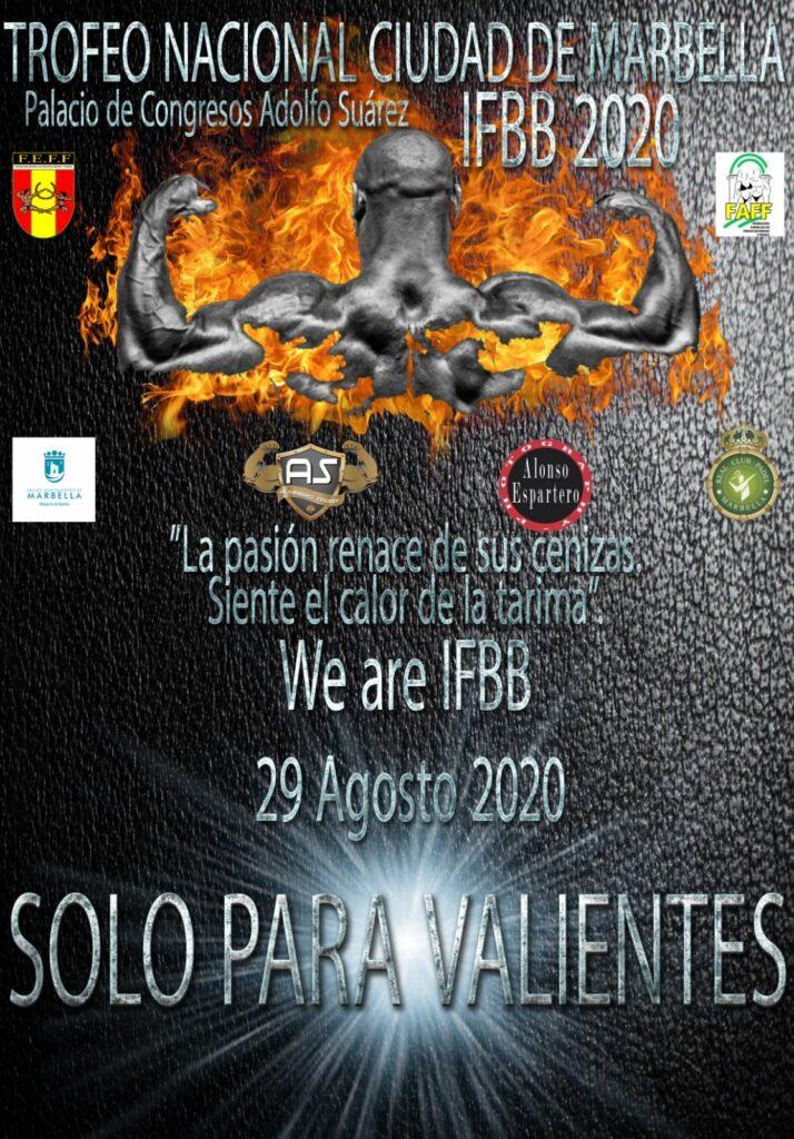 Trofeo Nacional Ciudad de Marbella FEFF IFBB 2020