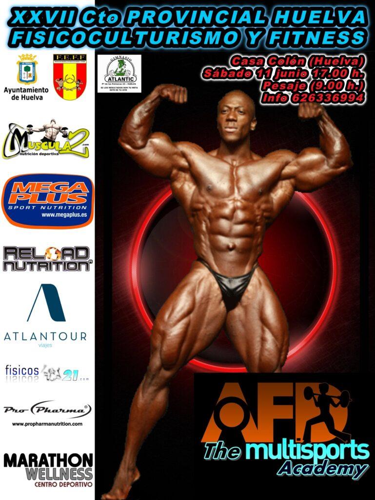 Cto Provincial Huelva FAFF FEFF 2016 - Resultados