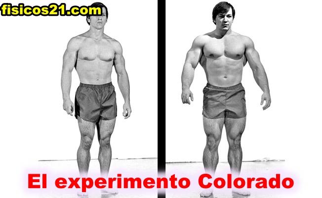 El Experimento Colorado, traducido por José María García