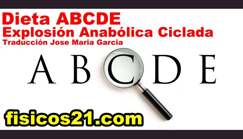 ABCDE por Shawn Philips traducido por José María García